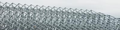 Cold formed steel trusses